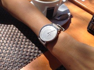 Withings Activite Pop 活動量とコーヒー