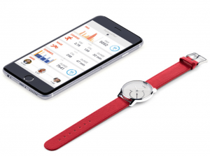 Withings Activite Steel 革バンド