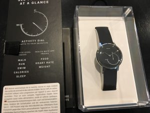 Withings Activite Steel パッケージ