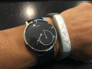 Withings Activite Steel vs Jawbone UP3