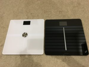 Withings Body vs Body Cardio 表