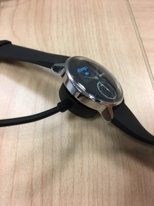 Withings Steel HR 充電式