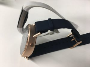 Misfit Command vs Fitbit Charge 2 比較 横