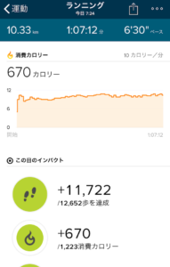 Steel HR Sport vs Fitbit Charge 2 アクティビティトラッキング 歩数