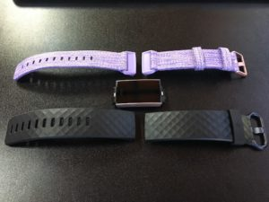 Fitbit Charge 3 Band Replacement
