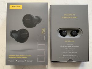 Jabra Elite 75t Package