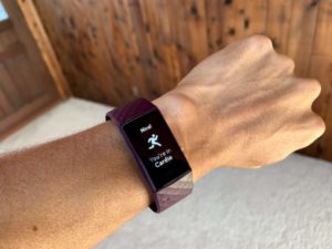 Fitbit Charge 4 Active Zone Minutes