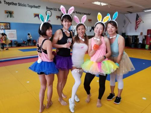 2018 Easter Bunny Workout