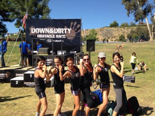 2015 Down and Dirty Obstacle Race